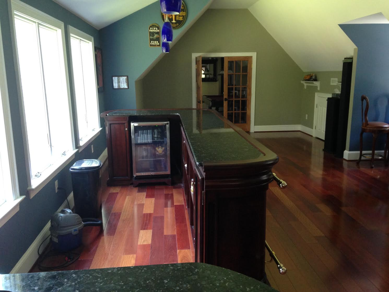 Black Granite Countertops Fairfax VA