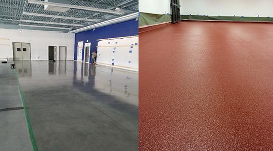 Epoxy Floor Concrete Coating Deerfield Beach FL