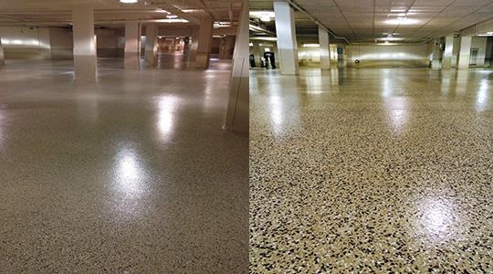Concrete Polishing Deerfield Beach FL