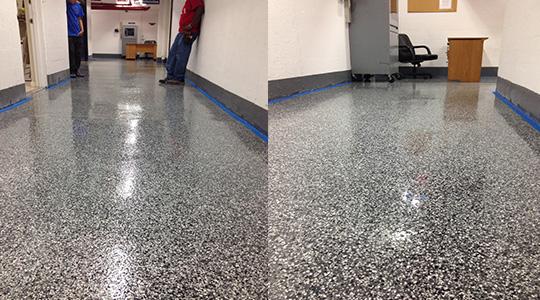 Commercial Kitchen Floor Deerfield Beach FL