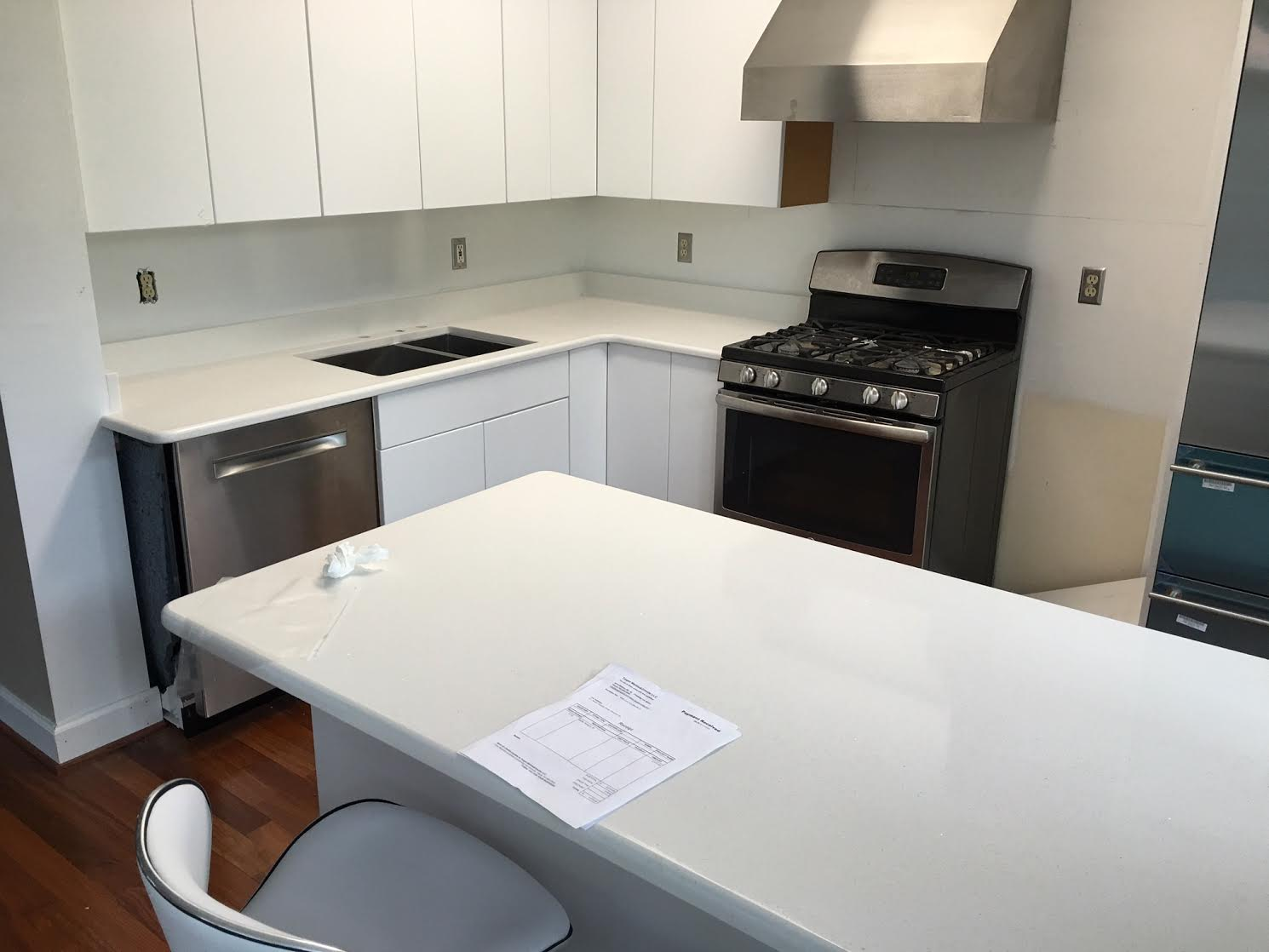 Granite Kitchen Counters Fairfax VA