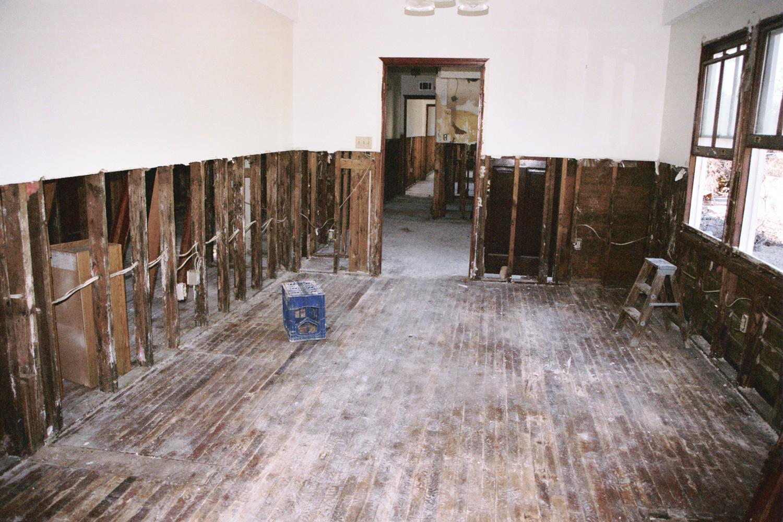 Flood Damage Restoration Alexandria VA