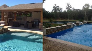 Concrete Pool Builder Cypress TX