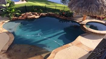 New Pool Cypress TX