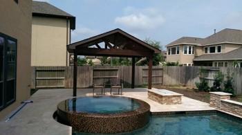 Custom Swimming Pool Cypress TX