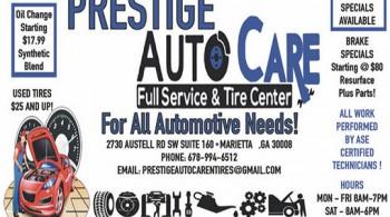Tire Services Technicians Sandy Springs GA