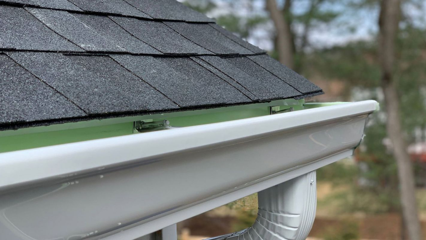 Gutter Installation Services Woodinville WA