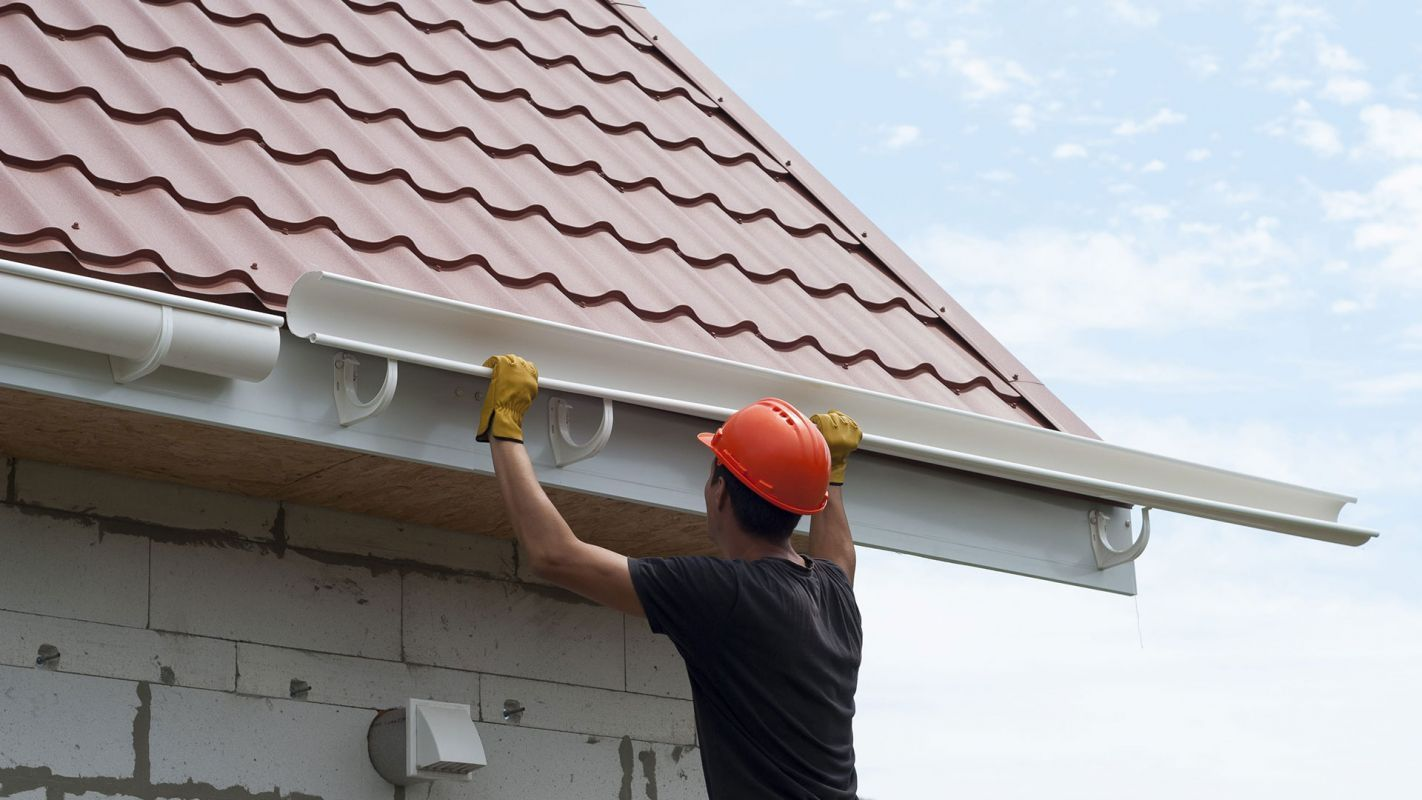 Gutter Replacement Services Woodinville WA