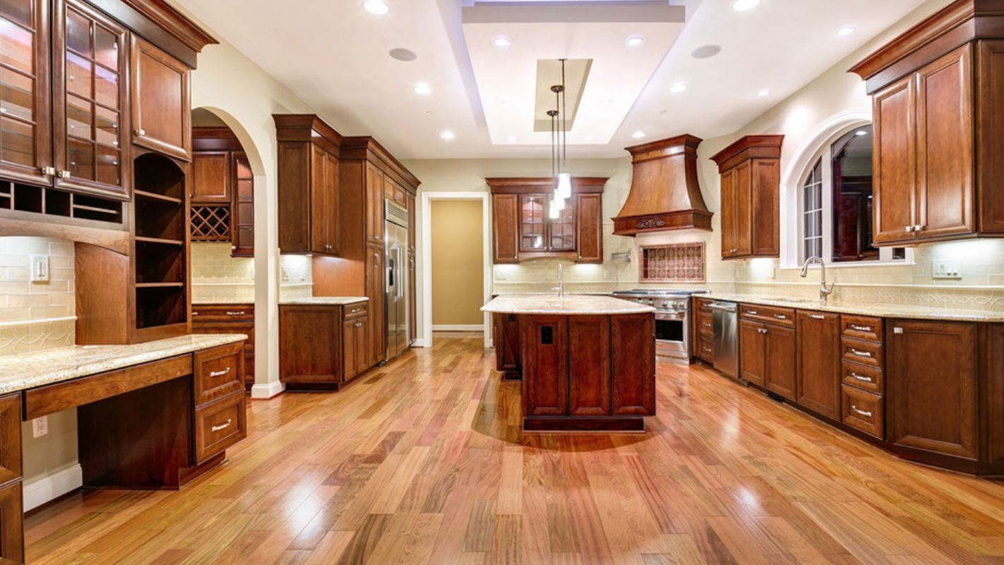 Custom Kitchen Cabinetry North Potomac MD