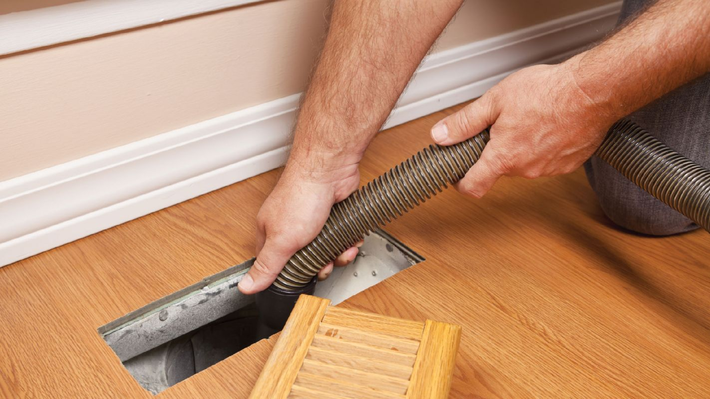 Environmentally-Friendly Air Duct Cleaning LittletonCO