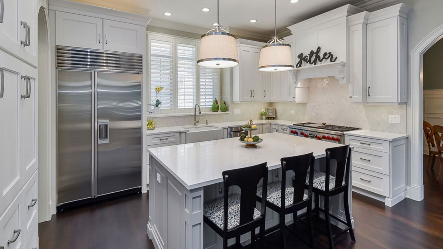 Kitchen Remodeling Services North Potomac MD