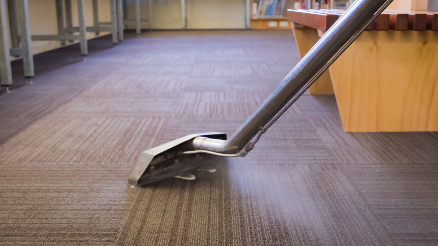 Environmentally-Friendly Office Carpet Cleaning Littleton CO