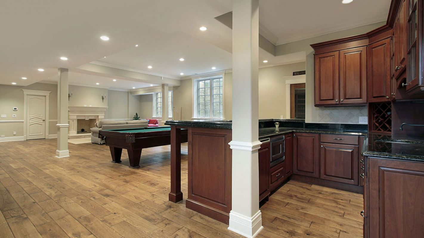 Basement Refinishing Services North Potomac MD